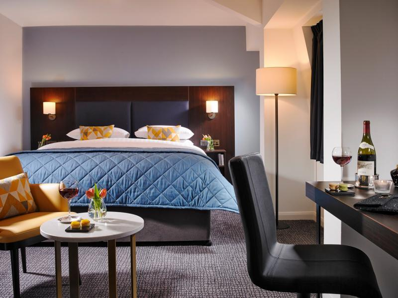 Bed And Breakfast And Bar In Dublin