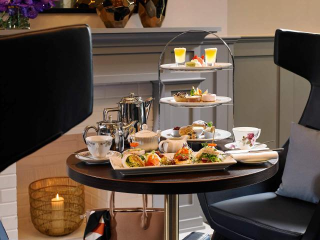 Afternoon Tea , Food, Dublin , Restaurant, Temple Bar Hotel