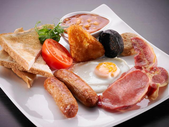 Food , Full Irish Breakfast , Buskers Bar , Dublin , Restaurant, Temple Bar Hotel